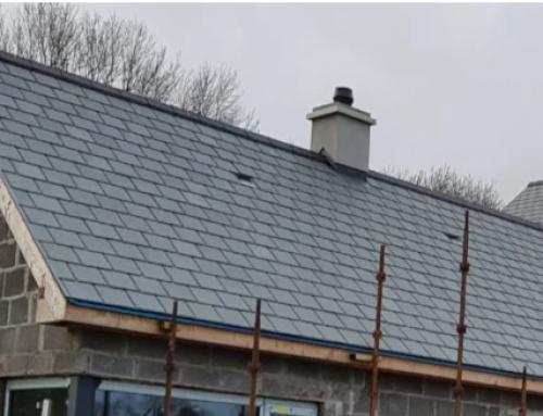 Mornin, Moydow, Co. Longford. N39 R585. Natural Roof Slate