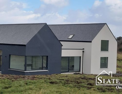 Snugborough, Castlebar,  Co. Mayo, Western Premier Natural Roof Slate