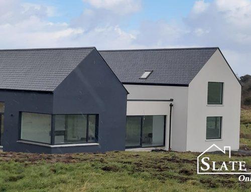Snugborough, Castlebar,  Co. Mayo, Western Premier Natural Roof Slate